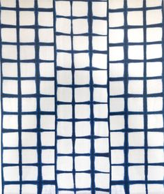Clamp resist sekka Shibori, 2nd quarter of the 20th Century