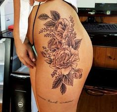 Like this placement for lion tat