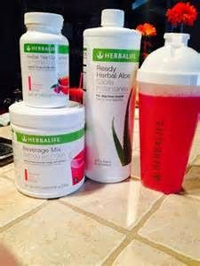 How Much Herbalife Aloe Should I Drink