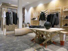 New Spaces at DSMNY : newyork.doverstreetmarket.com