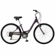 2013 Schwinn Sierra 2 Women's Comfort Bike in Lavender