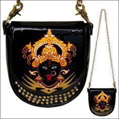 Kali Side Sling Satchel / FLUKE DESIGN COMPANY - Rs.3200
