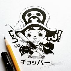 Artist: Itsbirdy | One Piece | Chopper