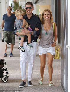 Hopeful: Noah's mother, Argentine model and actress Luisana Lopalito, said the toddler was...