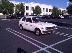 1977 Honda Civic Cvcc - $3650 Ours was similar, but cherry red