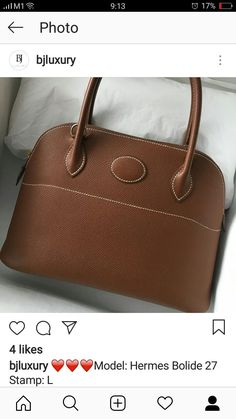 dbe087cdc75c Pin by BJLuxury on Handbags in 2019