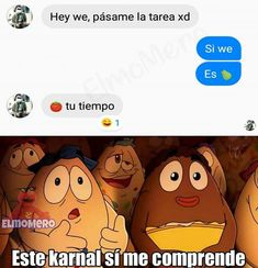 Funny Spanish Memes, Spanish Humor, Funny Relatable Memes, Funny Images, Funny Pictures, Mexican Memes, Kpop Memes, Funny Moments, Best Memes