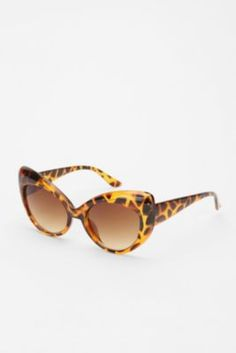 These sold out last time they were available. #UrbanOutfitters Extreme #CatEye #Sunglasses