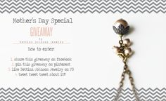Win a Pearl Lady necklace from Bettina Johnson Jewelry !
