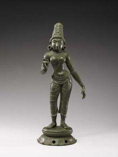 Parvati. India, 11th century.