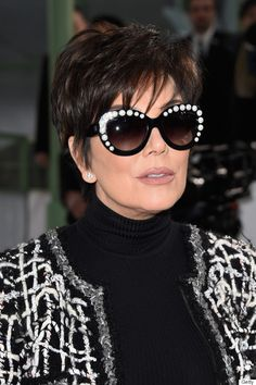 Has Kris Jenner Been Shopping In Karl Lagerfelds Closet?