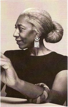 Edna Lewis (b.1916 - d.2006) was an African-American chef and author best known for her books on traditional Southern cuisine.