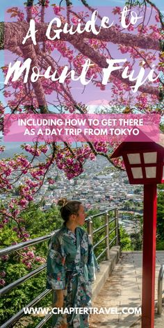 Thinking of going on a day trip to Mount Fuji from Tokyo? In this article you can read how and some tips for your visit to Mount Fuji. Nagasaki, Hiroshima, Japan Travel Guide, Asia Travel, Tokyo Japan Travel, Travel Packing, Fukuoka, Monte Fuji Japon, Cool Places To Visit