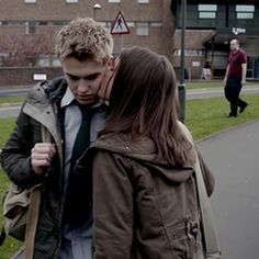 """WolfBlood on Instagram: """"#WolfBlood #Tom @kedarws #MaddySmith @aimeemkelly #ShannonKelly @louisaconnollyburnham #RhydianMorris @jackbanderson"""" Fandom Quotes, Tv Quotes, Movies Showing, Movies And Tv Shows, Aimee Kelly, Young Love, Cute Couples Goals, Love Book, Funny Photos"""