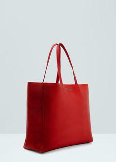 0a0976197751 Pebbled effect shopper bag - Women