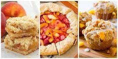 14 Sweet Summer Peach Desserts (That Aren't Pie)  - CountryLiving.com