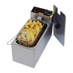 Freidora eléctrica de sobremesa 3L. Buffalo