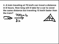 Primary 6 Math Speed