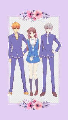 Fruits Basket Cosplay, Fruits Basket Anime, Manga Anime, Anime Art, Anime Kiss, Anime Couples Manga, Cute Anime Couples, Manga Girl, Cute Anime Wallpaper