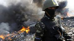 Timeline of major events in recent Ukrainian history, from the Orange Revolution…