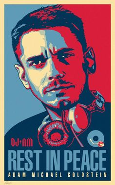 """A day late but Rest In Peace Adam """"DJ AM"""" Goldstein - Truly one of the best to ever touch a pair of turntables New DJ's could learn a lot from his style talent and legacy Travis Barker by djgemzstar Music Mix, Dance Music, Dj Am, Happy Birthday In Heaven, New Dj, Travis Barker, Ea Sports, Record Players, Beastie Boys"""