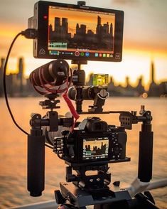 With gear like this would you wake up to catch the sunrise? Tag a friend who wouldn't | Photo by @nycvideoduck