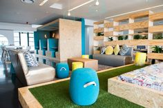 A Creative Workspace for John Brown Media South Africa, Cape Town, 2014 - Inhouse Brand Architects Corporate Interiors, Cool Office, Outdoor Furniture Sets, Outdoor Decor, Cape Town, Offices, South Africa, Architects, Office Spaces