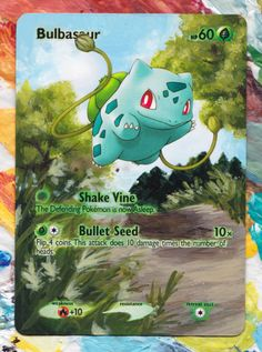 GoBoiano - Can You Believe This Artist Turned Pokemon Cards Into Unique Pieces Of Art?