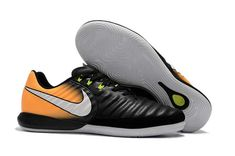 buy popular ec615 cebb7 2017 Cheap Nike TimpoX Finale IC Soccer Black Yellow - Cheap Jordan Shoes  For Sale,