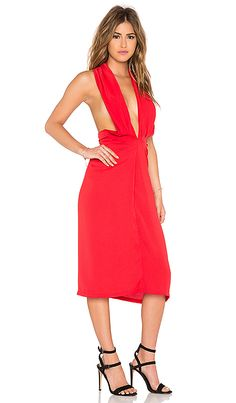 4375cc6aff1 Shop for Maurie   Eve Toussaint Dress in Rouge at REVOLVE.