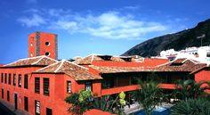 Set in beautiful 18th-century villa just 5 minutes' walk from Garachico Beach, Hotel San Roque offers bright, striking design.