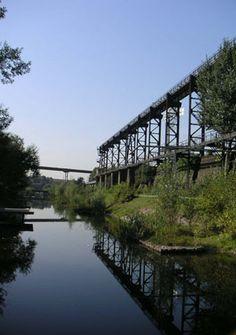 Landschaftspark Duisburg-Nord, Germany: Peter Latz