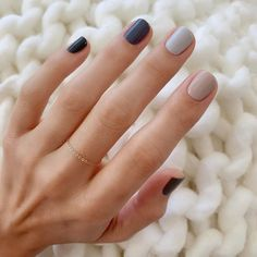 56 Beautiful Natural Square Nails Design For Short Nails - Page 11 of 19 - Different color nails - Nail Color Trends, Spring Nail Trends, Spring Nails, Square Nail Designs, Short Nail Designs, Nail Design For Short Nails, Short Nails Art, Gradient Nails, Gel Nails