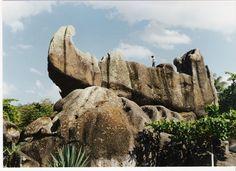 Pedra do Navio - Bom Jardim