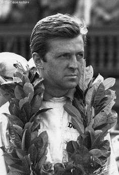 Wolfgang Graf Berge von Trips, British Grand Prix, July 15, 1961 (winner). He had his fatal crash at Monza, Italy, two months later (September 10, 1961), when a total of 16 people were killed in the worst Formula 1 accident ever. Anyway, von Trips was one of the greatest drivers of his generation and could have been a world champion.