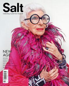 Un film à voir sur Iris Apfel, Salt magazine