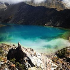 Humantay Lake #peru #travelperu #sustainabletourism #andes #andesmountains #humantay #humantaylake #peruecoexpeditions