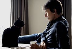 Brett Anderson, Suede, with Fluffington