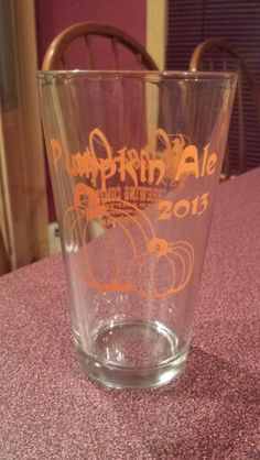 Pumpkin Ale 2013 | Opa Opa Brewing Co | Southampton, MA