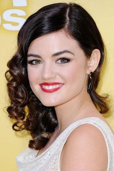 The Beauty Evolution of Lucy Hale | November 2012