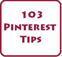 103 Resources for Pinterest