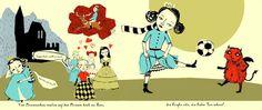 Bologna Illustrators Exhibition - Eleanor Marston Illustration