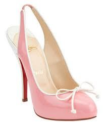 Any pink shoe I will love