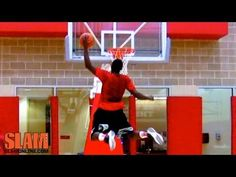 Victor Oladipo 2013 NBA Draft Workout - Oh my gosh! So impressive! He is a beast! I'm gonna miss him next year! :( #IUCollegeBasketball #NBA #Draft