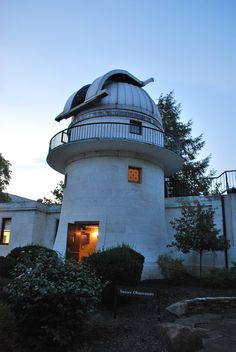 Swasey Observatory, Denison University. Granville Ohio, Denison University, Newark Ohio, 3d Fantasy, Columbus Ohio, Building Design, Geography, Trips, Heaven