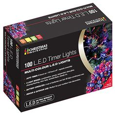 The Benross Christmas Workshop 100 LED Battery Operated Timer Light, Multi-Colour No description (Barcode EAN = 5025301703400). http://www.comparestoreprices.co.uk/december-2016-6/the-benross-christmas-workshop-100-led-battery-operated-timer-light-multi-colour.asp