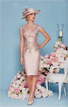 Elegant Mother Of The Bride Dresses Trends Inspiration & Ideas (66)