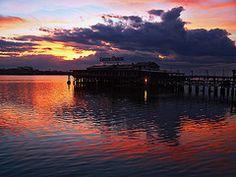 St Augustine Florida Sunrise