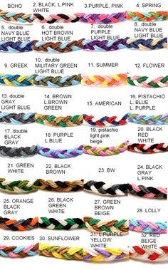 Diy Crafts - Friendship bracelet braid bracelet men unisex by SheBijouPl Diy Friendship Bracelets Tutorial, Diy Friendship Bracelets Patterns, Diy Bracelets Easy, Summer Bracelets, Bracelet Crafts, Braided Bracelets, Bracelet Tutorial, Handmade Bracelets, Braclets Diy
