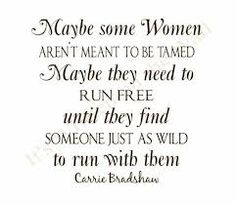 Yes Carrie!